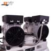 کمپرسور هوا سایلنت 50 لیتری هیوندای مدل 1550-AC
