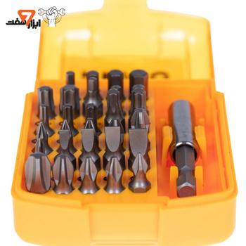 ست سری پیچ گوشتی 30 عددی اینکو مدل AKSD08301