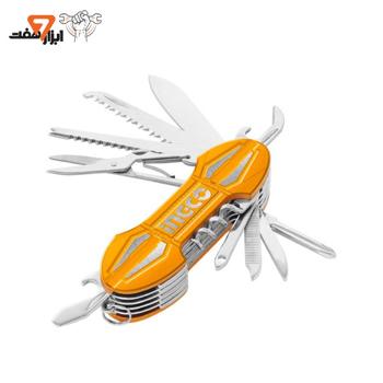 چاقو همه کاره 15 تیغ اینکو مدل HMFK8158