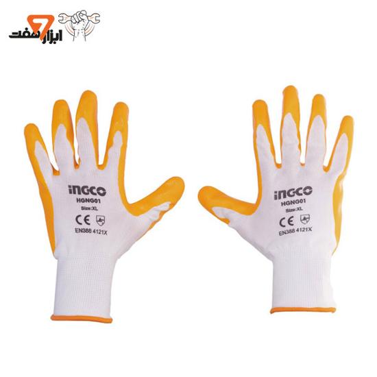 دستکش ایمنی اینکو مدل HGNG01