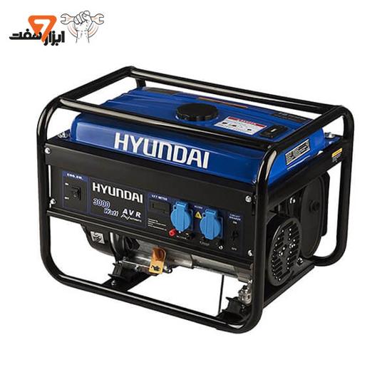موتور برق هیوندای 3 کیلو وات مدل HG5370