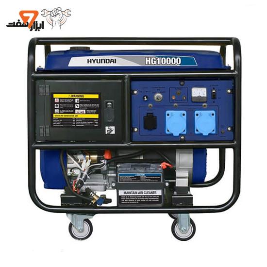 موتور برق هیوندای 10 کیلو وات مدل HG10000