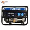 موتور برق هیوندای 3 کیلو وات مدل HG5360-PG